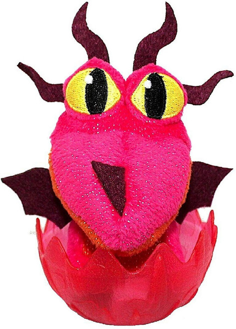 How to Train Your Dragon The Hidden World Fanghook 3-Inch Egg Plush [Red]
