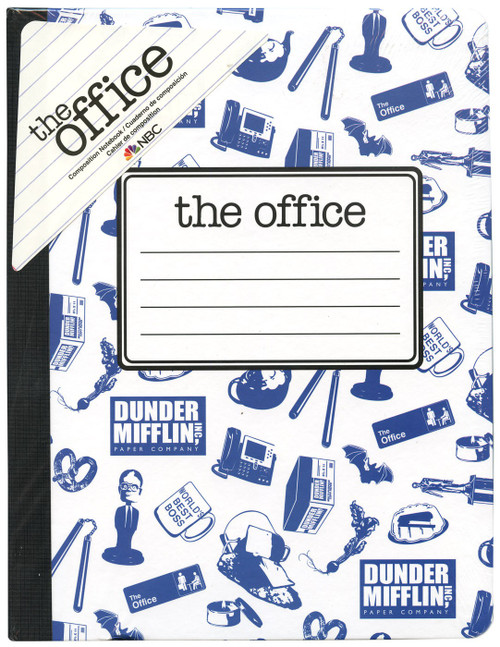 The Office Composition Book