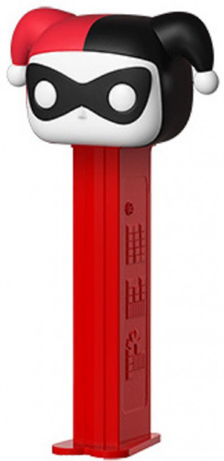 Funko DC POP! PEZ Harley Quinn Candy Dispenser [Damaged Package]