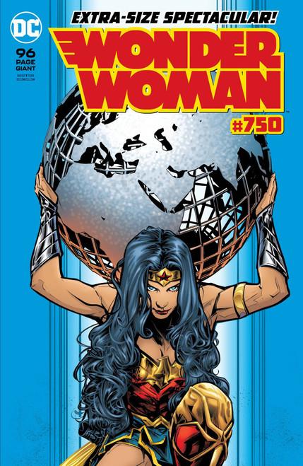 DC Wonder Woman #750 Comic Book