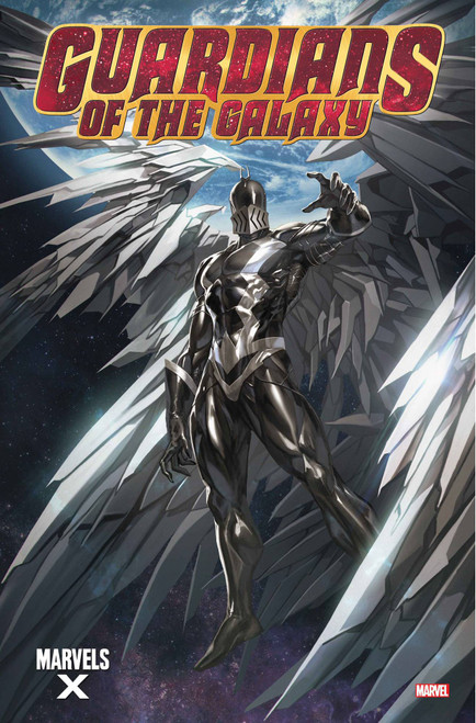 Marvel Guardians of the Galaxy #1 Comic Book [Skan Marvels X Variant Cover]