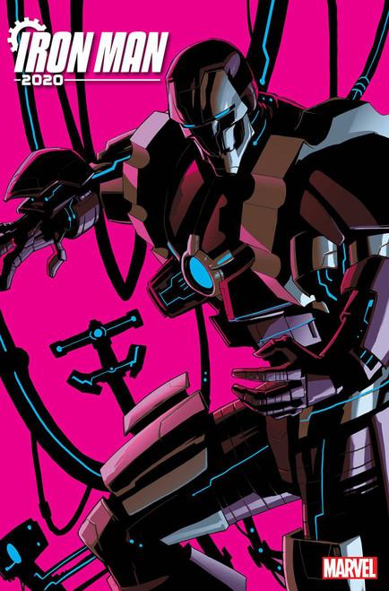 Marvel Iron Man 2020 #1 of 6 Comic Book