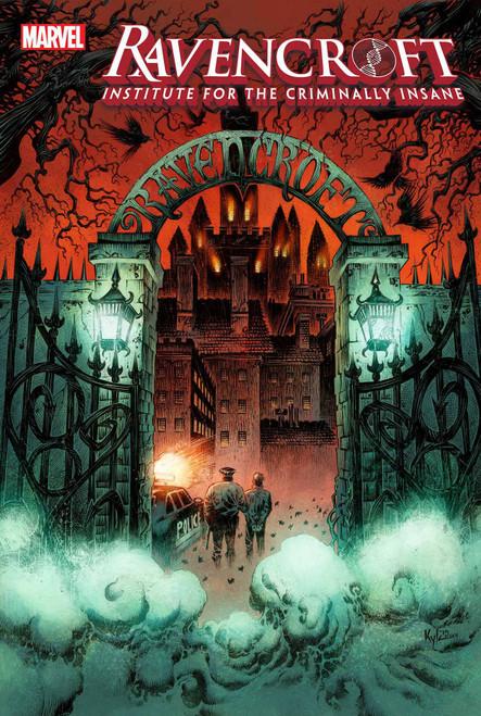 Marvel Comics Ravencroft #1 of 5 Comic Book