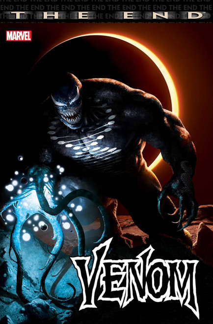 Marvel Venom #1 The End Comic Book