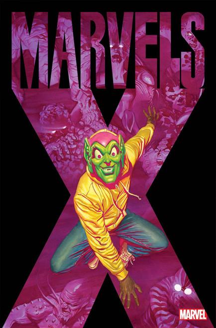 Marvels X #1 of 6 Comic Book