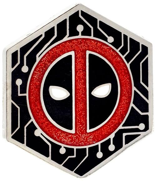Funko Marvel Deadpool Exclusive Pin [Glitter]