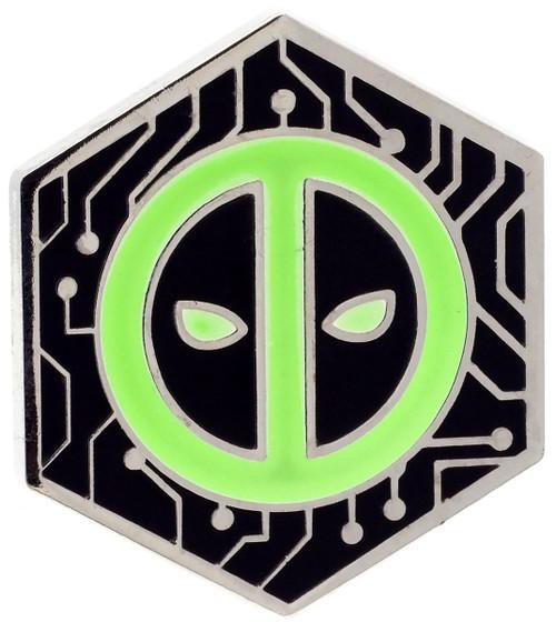 Funko Marvel Deadpool Exclusive Pin [Glow-in-the-Dark]