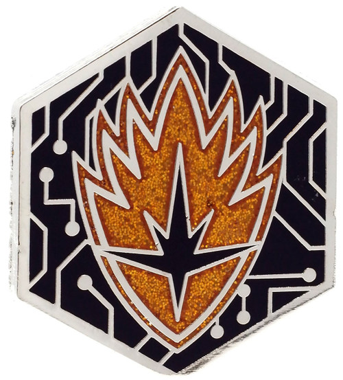 Funko Marvel Guardians of the Galaxy Symbol Exclusive Pin [Glitter]