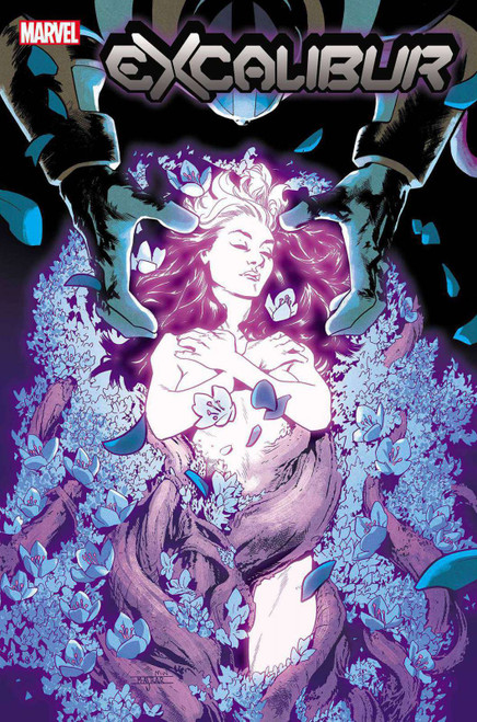 Marvel Excalibur #5 Comic Book