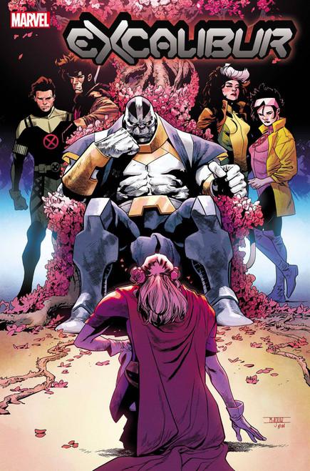 Marvel Excalibur #6 Comic Book