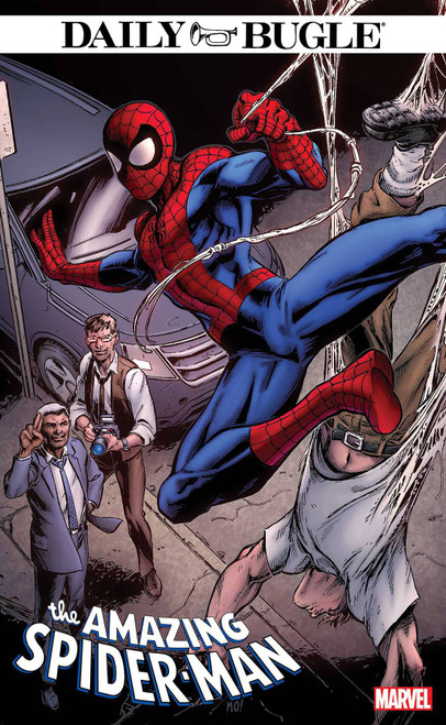 Marvel Amazing Spider-Man #1 of 5 Daily Bugle Comic Book