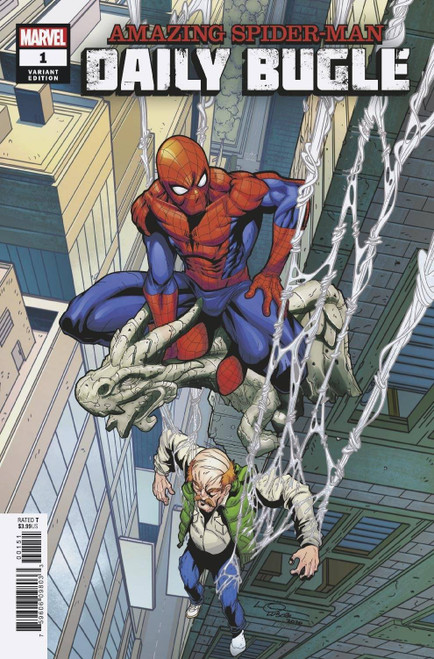 Marvel Amazing Spider-Man #1 of 5 Daily Bugle Comic Book [Logan Lubera Variant Cover]