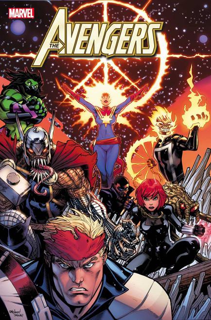 Marvel Avengers #29 Comic Book