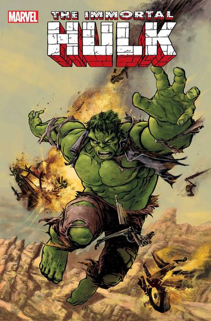 Marvel The Immortal Hulk #1 Great Power Comic Book [Max Fiumara Variant Cover]