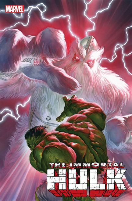 Marvel The Immortal Hulk #30 Comic Book