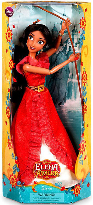 Disney Elena of Avalor Elena Exclusive 12-Inch Classic Doll [Damaged Package]
