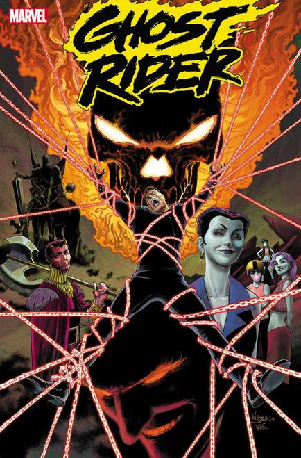 Marvel Comics Ghost Rider #4 Comic Book