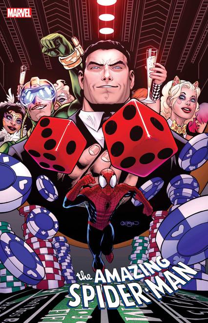 Marvel Amazing Spider-Man #38 2099 Comic Book
