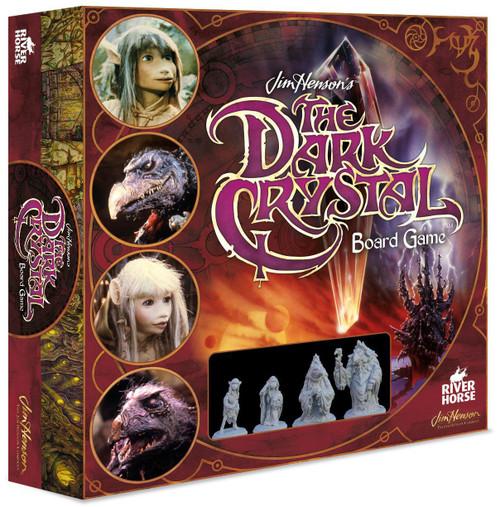 Jim Henson's The Dark Crystal Board Game [Damaged Package]