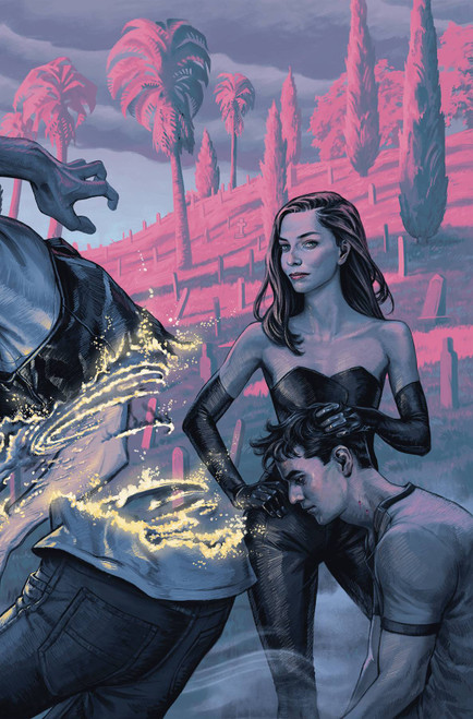 Boom Studios Buffy The Vampire Slayer Hellmouth #4 Comic Book [Steve Morris Connecting Variant Cover]