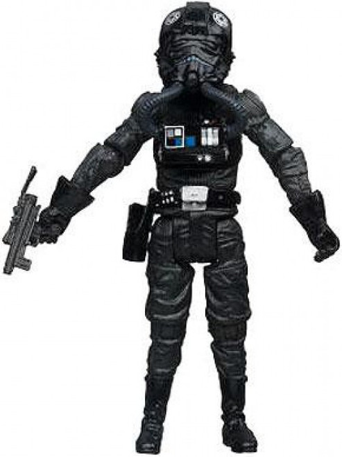 Star Wars A New Hope 2011 Vintage Collection TIE Pilot Action Figure #65 [Loose]
