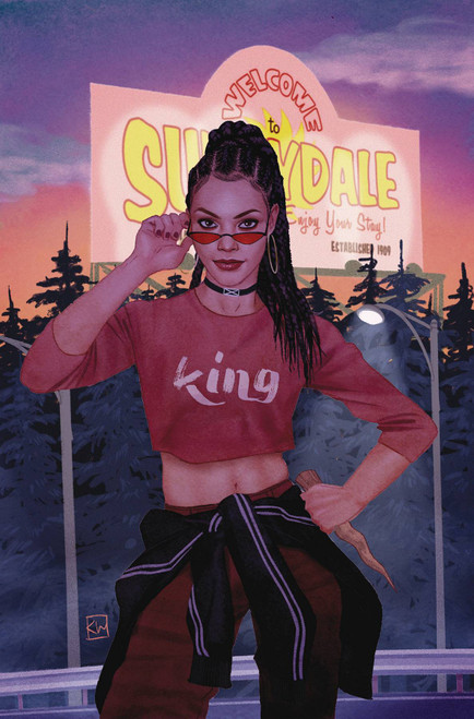 Boom Studios Buffy The Vampire Slayer #11 Comic Book [Kevin Wada Cover B]