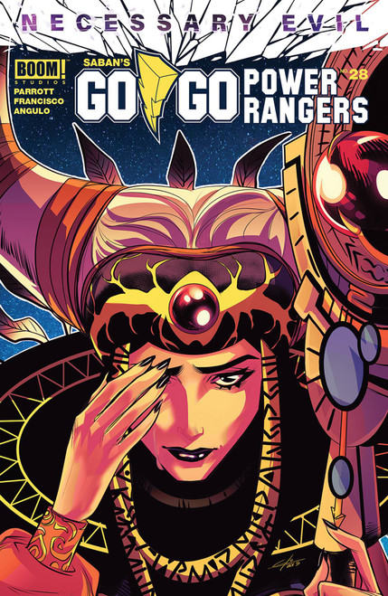 Boom Studios Go Go Power Rangers #28 Necessary Evil Comic Book