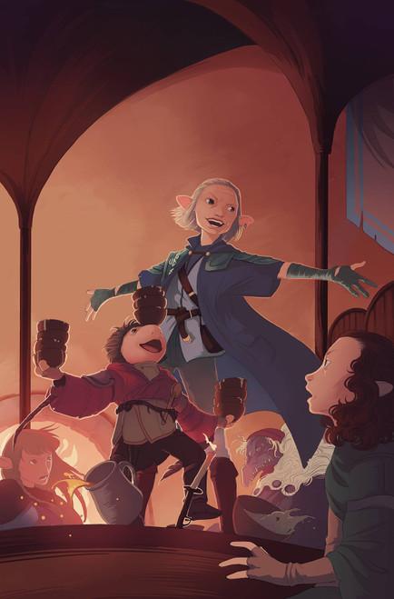 Boom Studios Jim Henson Dark Crystal #5 Age of Resistance Comic Book [Cover A]