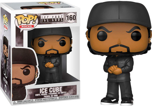 Funko POP! Rocks Ice Cube Vinyl Figure #160