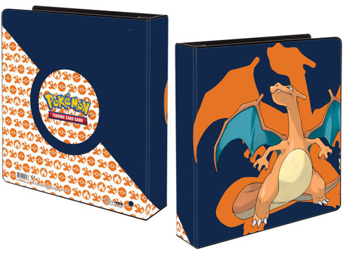 Ultra Pro Pokemon Trading Card Game Charizard 2 Inch Binder