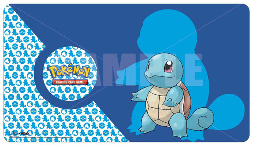 Ultra Pro Pokemon Trading Card Game Card Supplies Squirtle Playmat