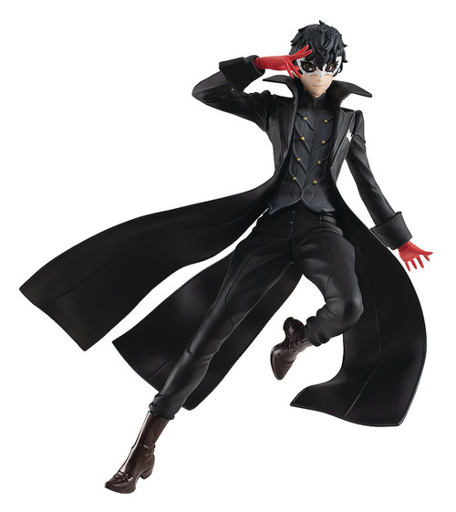 Persona 5: the Animation Joker 6.6-Inch Collectible PVC Figure (Pre-Order ships November)