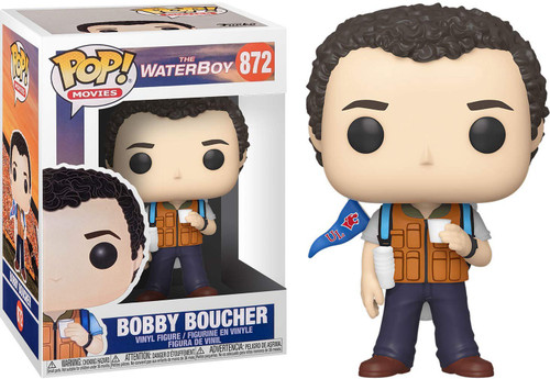 Funko Water Boy Pop! Movies Bobby Boucher Vinyl Figure #872 [Adam Sandler]