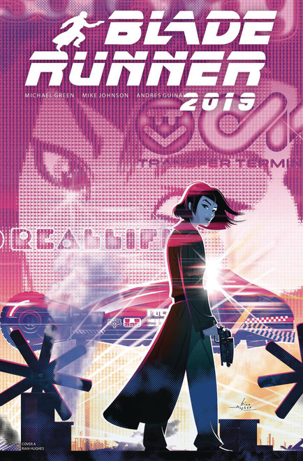 Titan Comics Blade Runner 2019 #6 Comic Book [Rian Hughes Cover A]