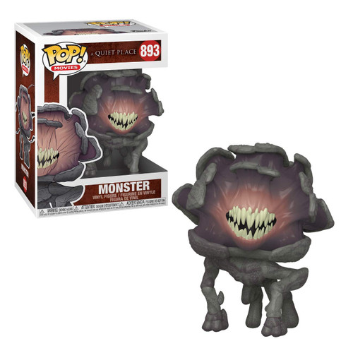 Funko A Quiet Place POP! Movies Monster Vinyl Figure #893