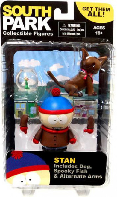 South Park Classics Series 2 Stan Action Figure [Damaged Package]