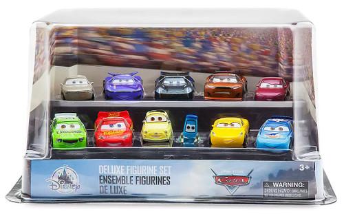 Disney / Pixar Cars Disney Cars Exclusive 11-Piece PVC Figure Play Set