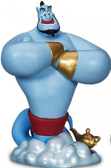 Disney Aladdin Genie 4-Inch PVC Figure [Loose]