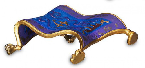 Disney Aladdin Magic Carpet 2-Inch PVC Figure [Loose]