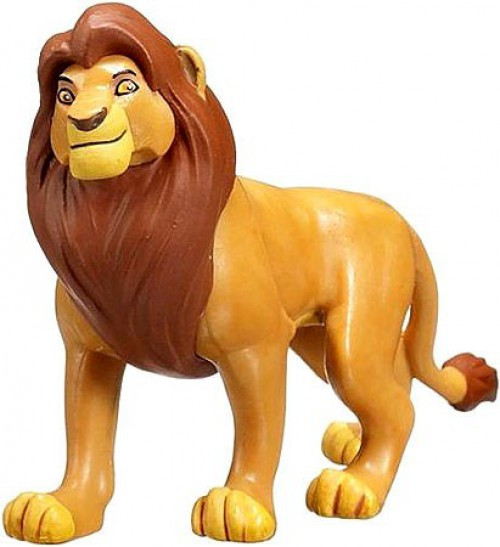 Disney The Lion King Adult Simba Exclusive 3-Inch PVC Figure [Loose]