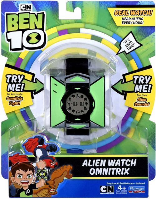 Ben 10 Alien Watch Omnitrix Roleplay Toy