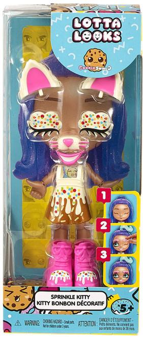 Lotta Looks Cookie Swirl Sprinkle Kitty Exclusive Mood Pack