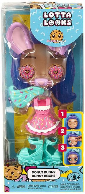 Lotta Looks Cookie Swirl Donut Bunny Exclusive Mood Pack