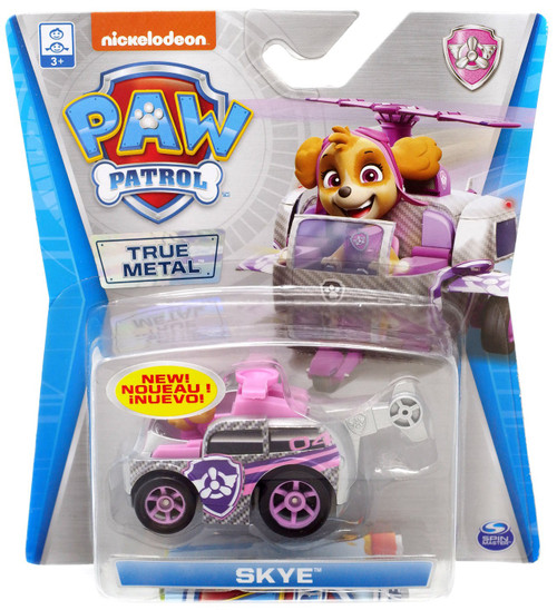 Paw Patrol True Metal Skye Diecast Car [Helicopter]