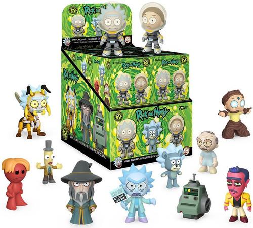 Funko Mystery Minis Rick & Morty Series 3 Mystery Box [12 Packs]