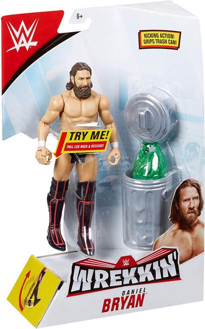 WWE Wrestling Wrekkin' Daniel Bryan Action Figure