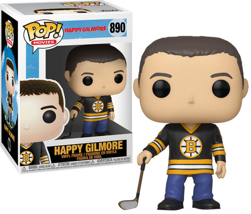 Funko POP! Movies Happy Gilmore Vinyl Figure #890