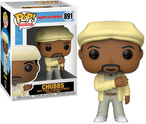 Funko Happy Gilmore POP! Movies Chubbs Vinyl Figure [Regular Version]