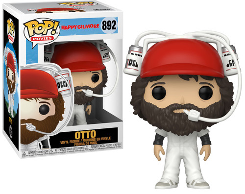 Funko Happy Gilmore POP! Movies Otto Vinyl Figure