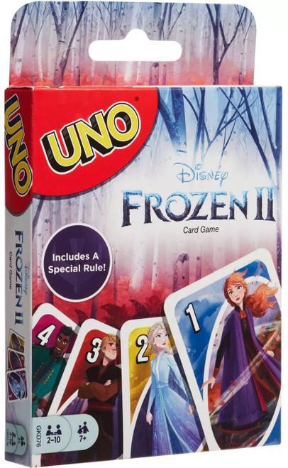 Disney Frozen 2 UNO Card Game